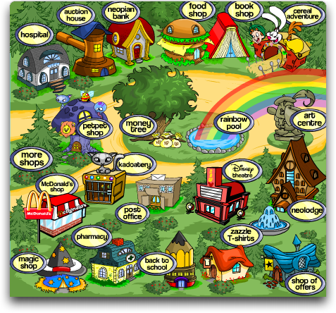 The Neopets I knew and loved.