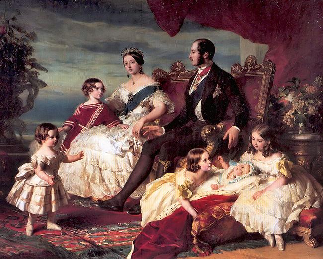 Prince Albert Family