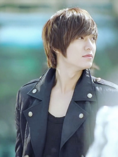 city hunter pretty lee min ho