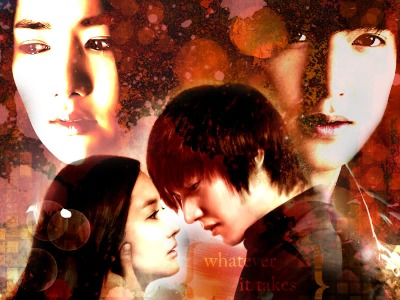 city hunter romance